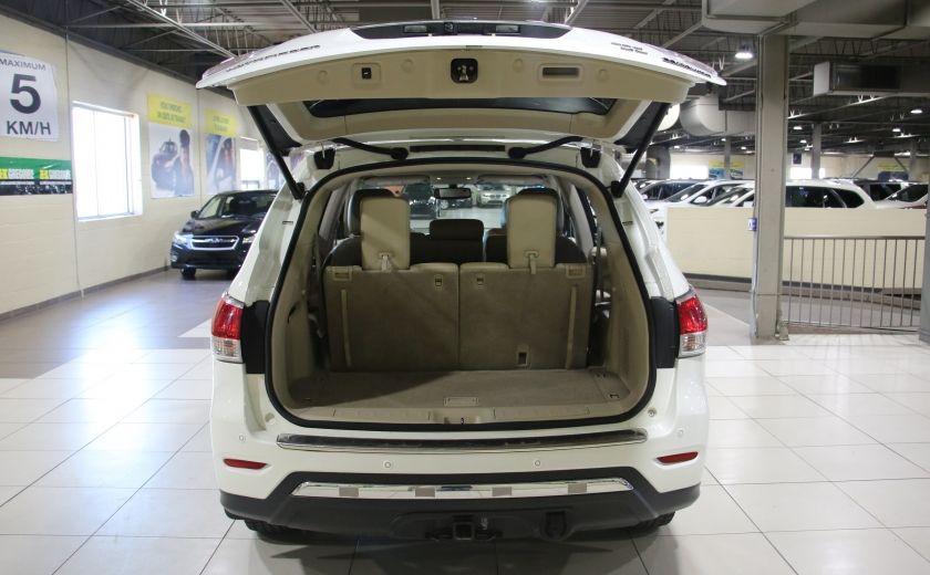2013 Nissan Pathfinder SL 4WD A/C CUIR MAGS #29