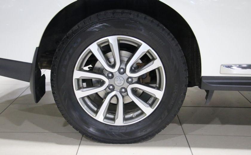 2013 Nissan Pathfinder SL 4WD A/C CUIR MAGS #31