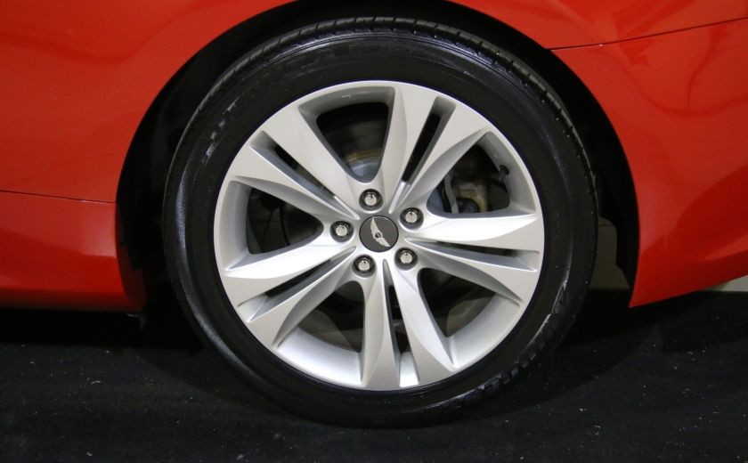 2012 Hyundai Genesis Premium AUTO A/C CUIR MAGS TOIT #23