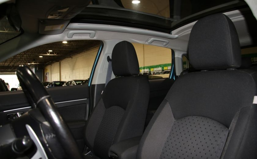2012 Mitsubishi RVR GT 4WD AUTO A/C TOIT MAGS BLUETOOTH #8