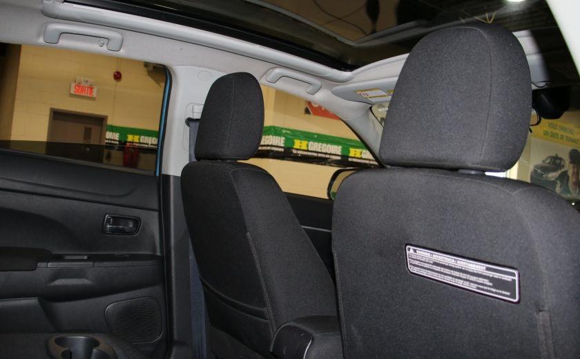2012 Mitsubishi RVR GT 4WD AUTO A/C TOIT MAGS BLUETOOTH #19