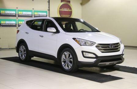 2013 Hyundai Santa Fe SE AWD CUIR TOIT PANO CAMERA RECUL in Sherbrooke