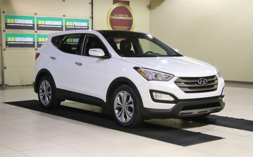 2013 Hyundai Santa Fe SE AWD CUIR TOIT PANO CAMERA RECUL #0