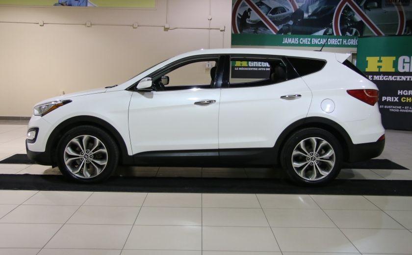 2013 Hyundai Santa Fe SE AWD CUIR TOIT PANO CAMERA RECUL #3