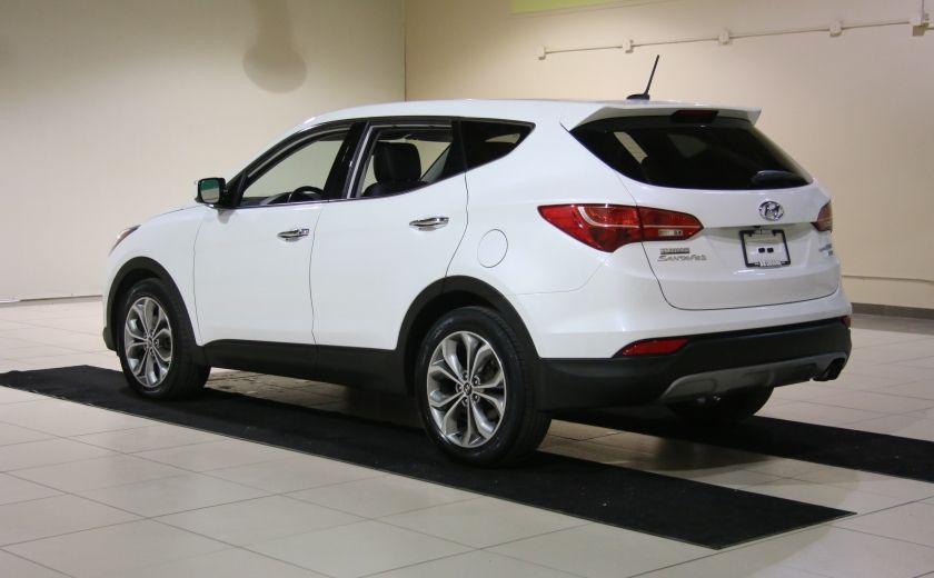 2013 Hyundai Santa Fe SE AWD CUIR TOIT PANO CAMERA RECUL #4