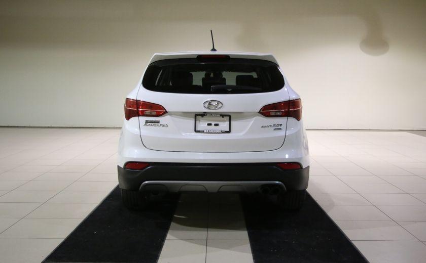 2013 Hyundai Santa Fe SE AWD CUIR TOIT PANO CAMERA RECUL #5