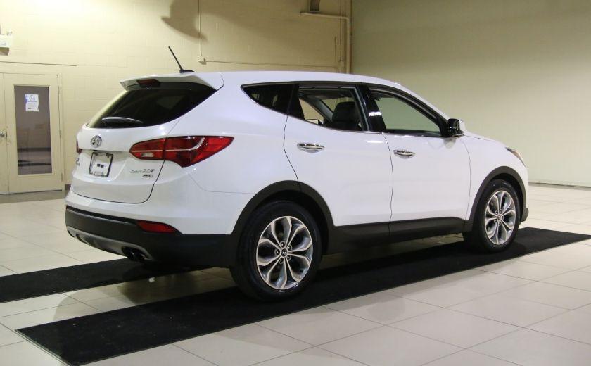 2013 Hyundai Santa Fe SE AWD CUIR TOIT PANO CAMERA RECUL #6
