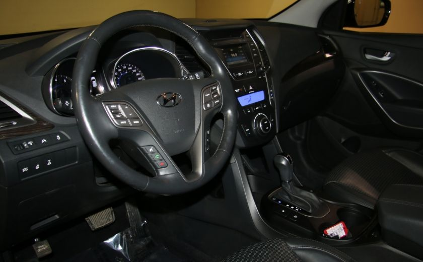 2013 Hyundai Santa Fe SE AWD CUIR TOIT PANO CAMERA RECUL #8