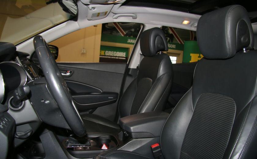 2013 Hyundai Santa Fe SE AWD CUIR TOIT PANO CAMERA RECUL #9