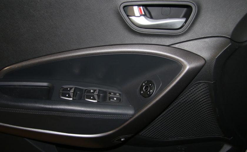 2013 Hyundai Santa Fe SE AWD CUIR TOIT PANO CAMERA RECUL #10