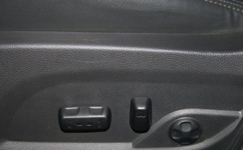 2013 Hyundai Santa Fe SE AWD CUIR TOIT PANO CAMERA RECUL #11