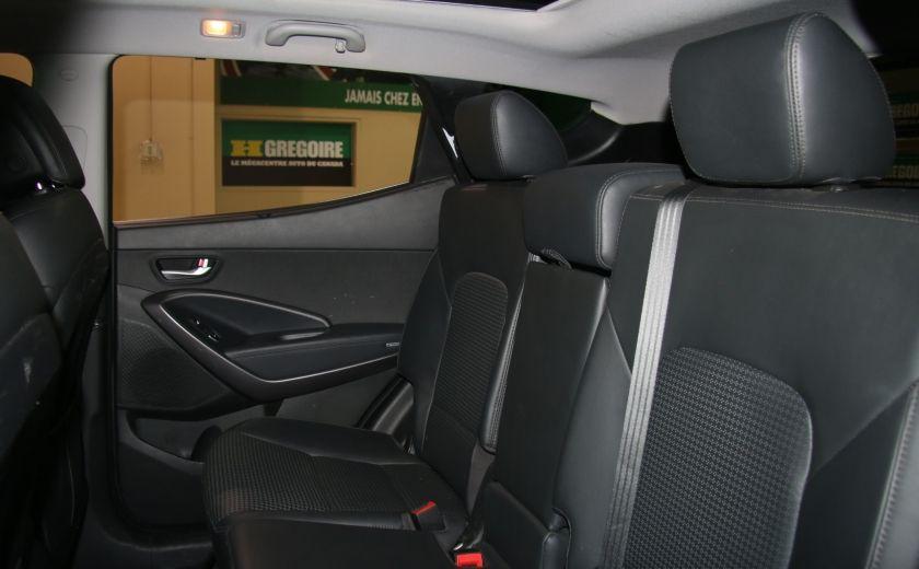 2013 Hyundai Santa Fe SE AWD CUIR TOIT PANO CAMERA RECUL #21