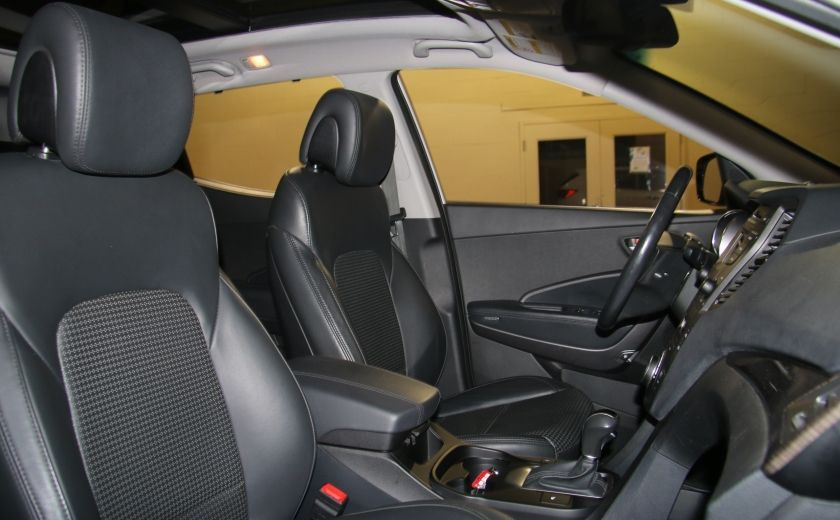 2013 Hyundai Santa Fe SE AWD CUIR TOIT PANO CAMERA RECUL #24