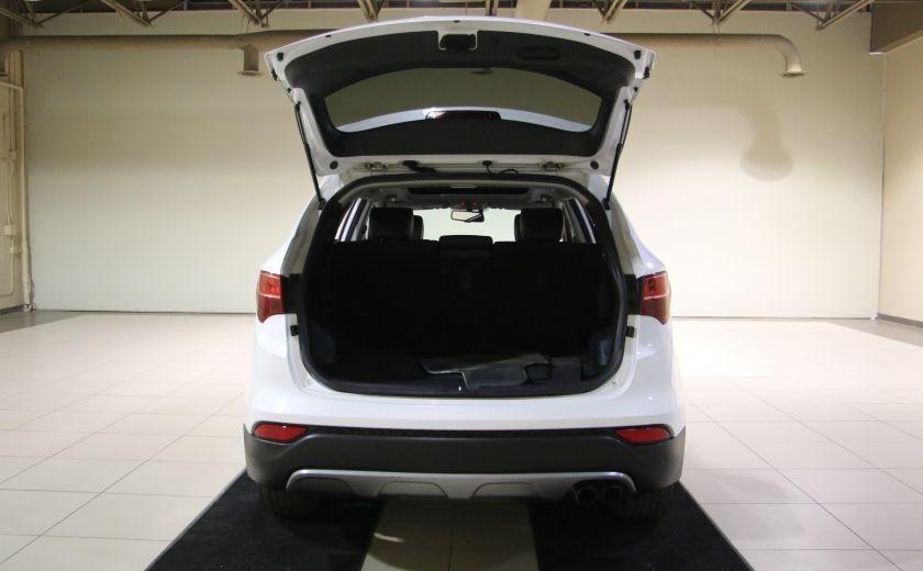 2013 Hyundai Santa Fe SE AWD CUIR TOIT PANO CAMERA RECUL #27