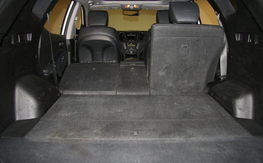 2013 Hyundai Santa Fe SE AWD CUIR TOIT PANO CAMERA RECUL #29