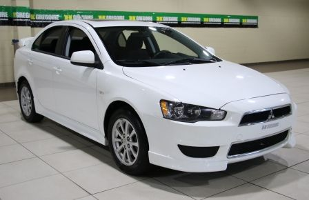 2012 Mitsubishi Lancer SE AUTO A/C TOIT MAGS BLUETOOTH in Carignan