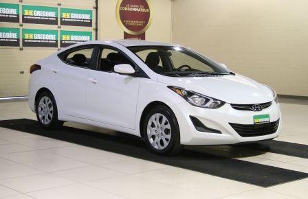 2016 Hyundai Elantra GL AUTO AC GR ELECT à