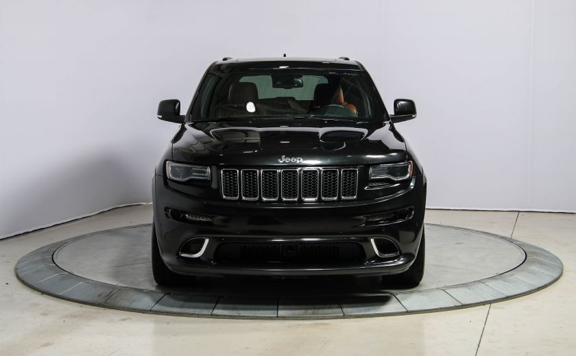 2014 Jeep Grand Cherokee SRT8 700HP SUPERCHARGED!!! #1