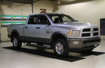 2012 Ram 2500 Outdoorsman AUTO A/C GR.ELECT MAGS BLUETHOOT in Victoriaville