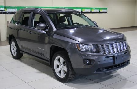 2014 Jeep Compass NORTH EDITION 4WD AUTO AC MAGS à Terrebonne
