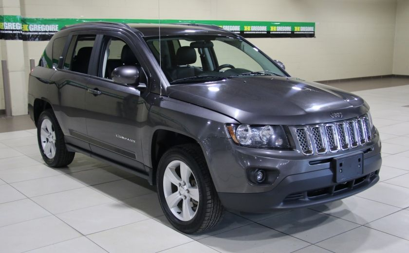 2014 Jeep Compass NORTH EDITION 4WD AUTO AC MAGS #0