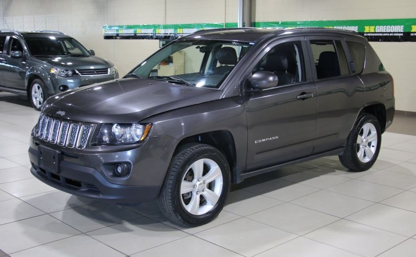 2014 Jeep Compass NORTH EDITION 4WD AUTO AC MAGS #2