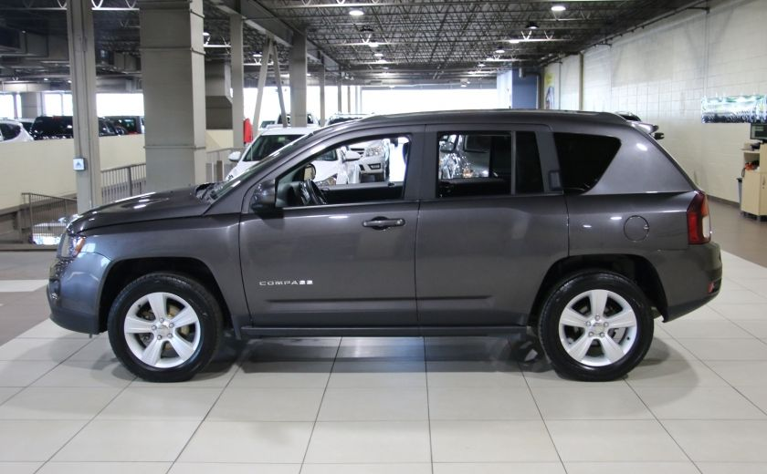 2014 Jeep Compass NORTH EDITION 4WD AUTO AC MAGS #3