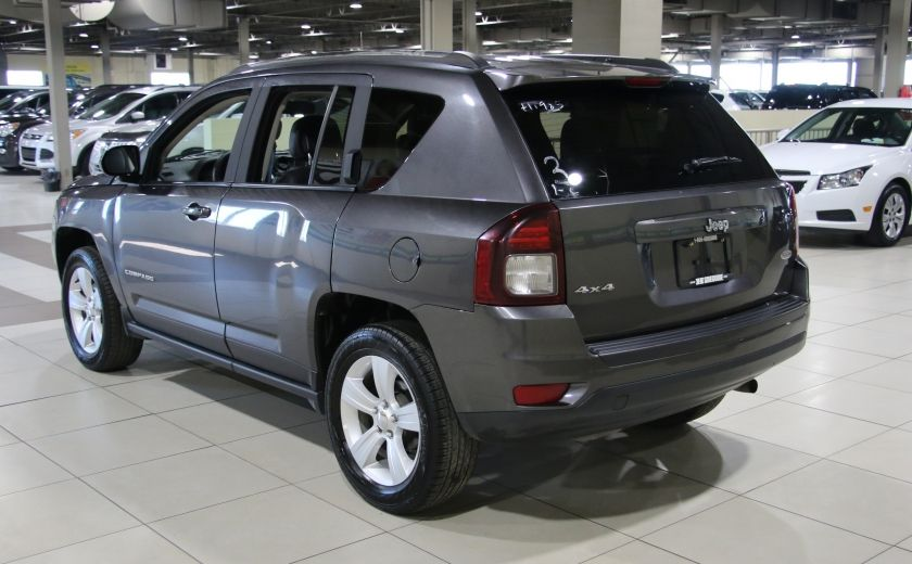 2014 Jeep Compass NORTH EDITION 4WD AUTO AC MAGS #4