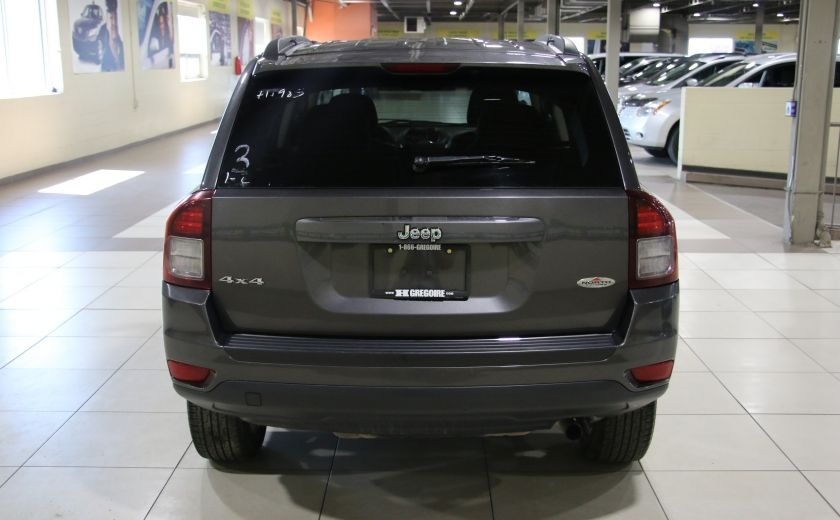 2014 Jeep Compass NORTH EDITION 4WD AUTO AC MAGS #5