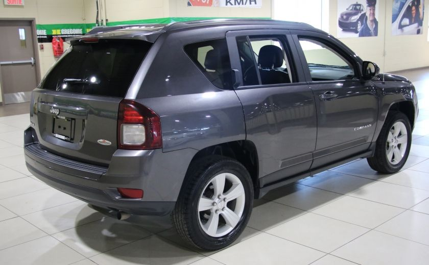 2014 Jeep Compass NORTH EDITION 4WD AUTO AC MAGS #6