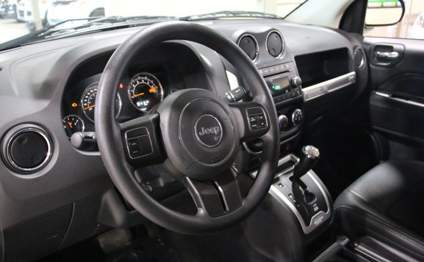 2014 Jeep Compass NORTH EDITION 4WD AUTO AC MAGS #8