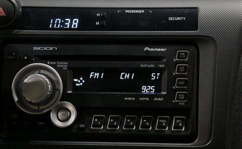 2012 Toyota Scion AUTO A/C TOIT MAGS Bluetooth #15