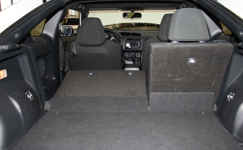 2012 Toyota Scion AUTO A/C TOIT MAGS Bluetooth #26