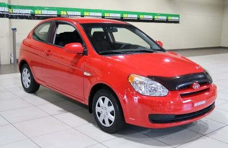 2009 Hyundai Accent Auto GL AUTO A/C GR ELECT in Sept-Îles