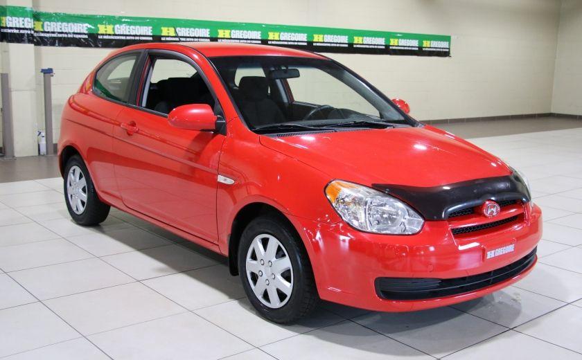 2009 Hyundai Accent Auto GL AUTO A/C GR ELECT #0