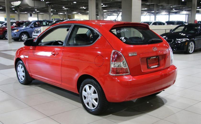 2009 Hyundai Accent Auto GL AUTO A/C GR ELECT #4