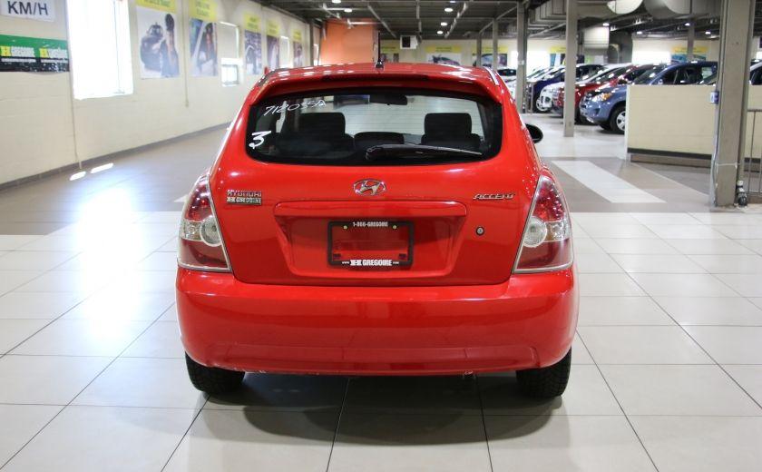 2009 Hyundai Accent Auto GL AUTO A/C GR ELECT #5