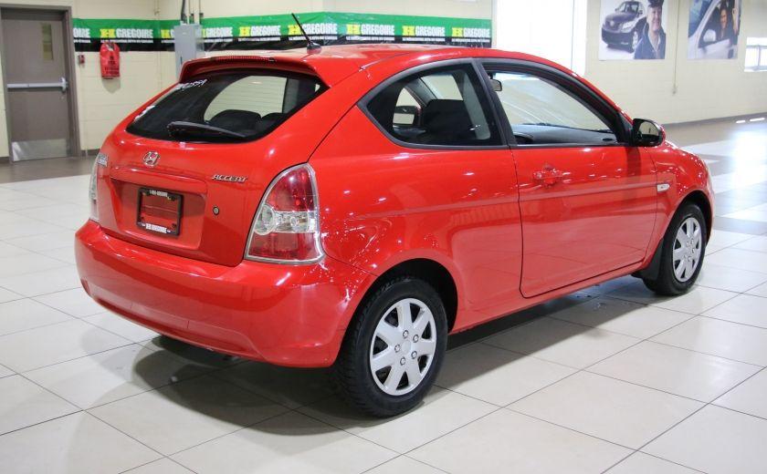 2009 Hyundai Accent Auto GL AUTO A/C GR ELECT #6