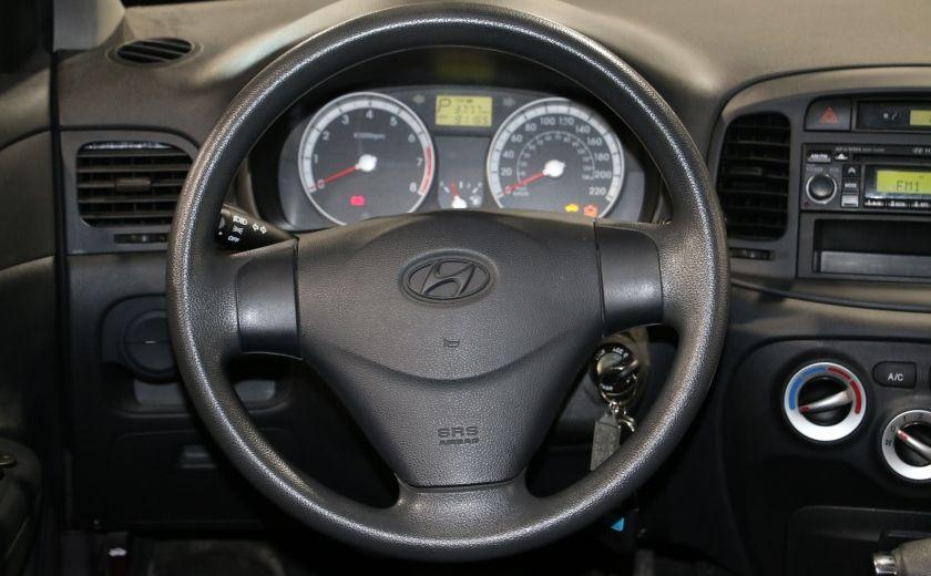 2009 Hyundai Accent Auto GL AUTO A/C GR ELECT #10