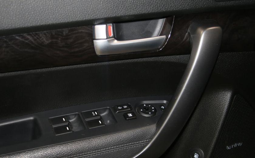 2014 Kia Sorento SX CUIR TOIT NAV 7 PASSAGERS #10