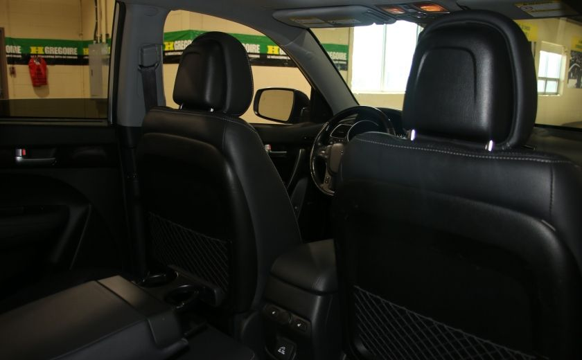 2014 Kia Sorento SX CUIR TOIT NAV 7 PASSAGERS #27