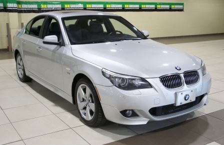 2010 BMW 535I xDrive AWD CUIR TOIT NAV MAGS in New Richmond