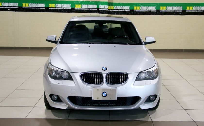 2010 BMW 535I xDrive AWD CUIR TOIT NAV MAGS #1