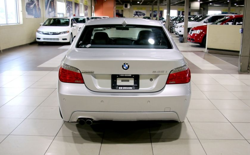 2010 BMW 535I xDrive AWD CUIR TOIT NAV MAGS #5