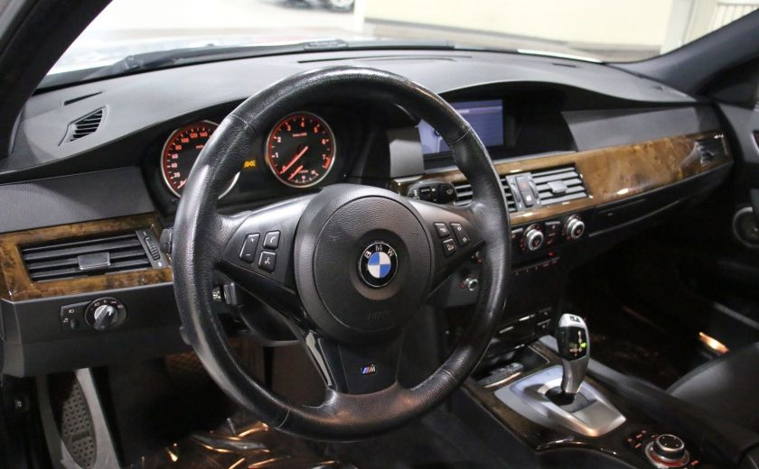 2010 BMW 535I xDrive AWD CUIR TOIT NAV MAGS #8