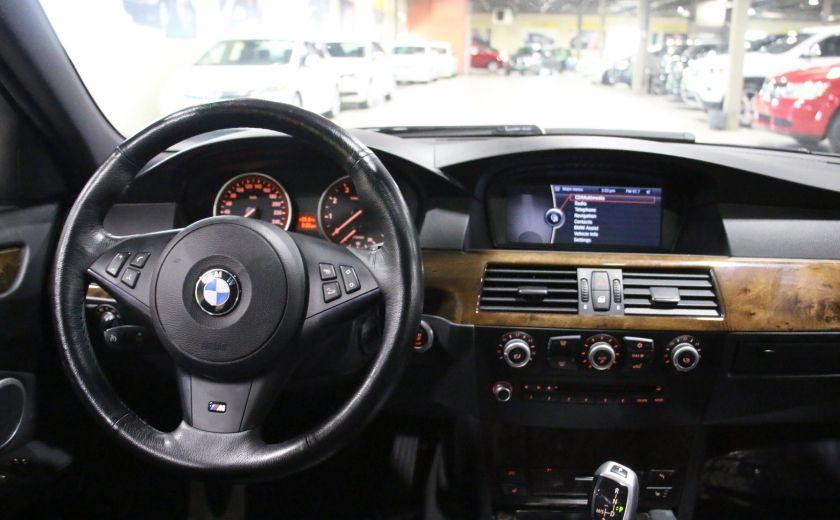 2010 BMW 535I xDrive AWD CUIR TOIT NAV MAGS #14