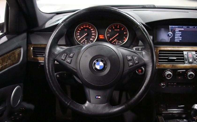 2010 BMW 535I xDrive AWD CUIR TOIT NAV MAGS #15