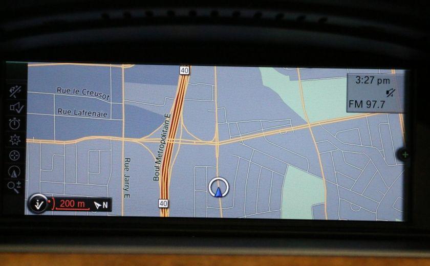 2010 BMW 535I xDrive AWD CUIR TOIT NAV MAGS #18