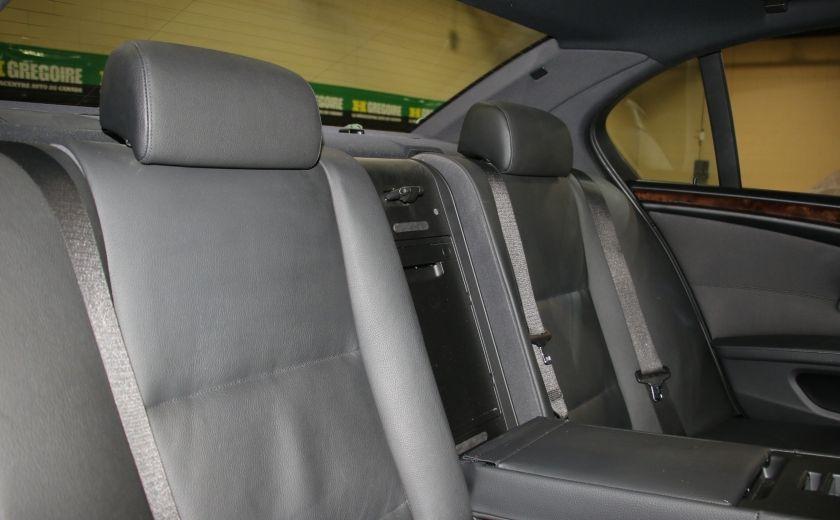2010 BMW 535I xDrive AWD CUIR TOIT NAV MAGS #27
