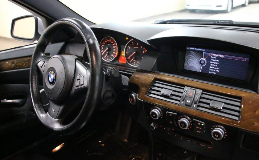 2010 BMW 535I xDrive AWD CUIR TOIT NAV MAGS #29